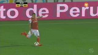SC Braga, Jogada, Felipe Pardo aos 39'