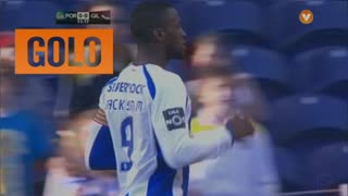 GOLO! FC Porto, Jackson Martínez aos 12', FC Porto 1-0 Gil Vicente FC