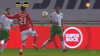 SL Benfica, Jogada, Pizzi aos 25'