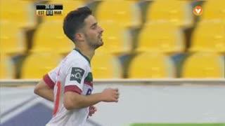 Marítimo M., Jogada, Alex Soares aos 36'