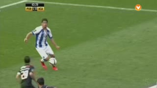 FC Porto, Jogada, José Ángel aos 43'