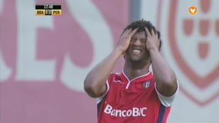 SC Braga, Jogada, Zé Luís aos 12'