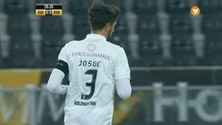Vitória SC, Jogada, Josué aos 39'