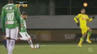 Vitória FC, Jogada, Paulo Tavares aos 41'