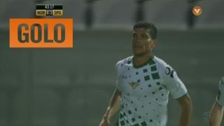 GOLO! Moreirense FC, Leandro aos 44', Moreirense FC 1-3 Sporting CP