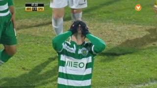 Sporting CP, Jogada, Adrien Silva aos 47'