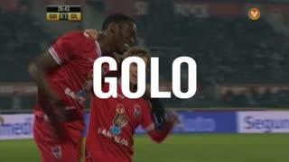 GOLO! Gil Vicente FC, Simy aos 27', Vitória SC 0-1 Gil Vicente FC
