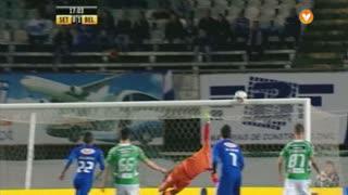 Vitória FC, Jogada, Paulo Tavares aos 16'