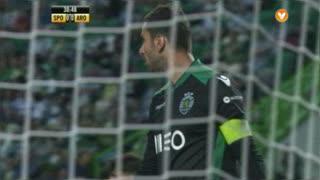 Sporting CP, Jogada, Nildo Petrolina aos 30'