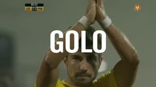 GOLO! Estoril Praia, Tozé aos 81', Estoril Praia 2-1 FC Porto