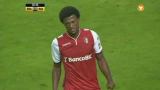 GOLO! SC Braga, Zé Luís aos 10', SC Braga  Rio Ave FC
