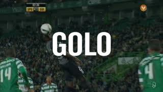 GOLO! Vitória SC, Kanú aos 82', Sporting CP 4-1 Vitória SC