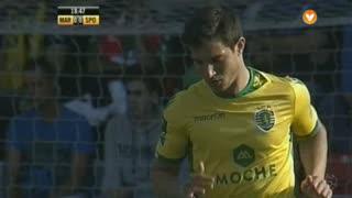 Sporting CP, Jogada, Cédric aos 19'