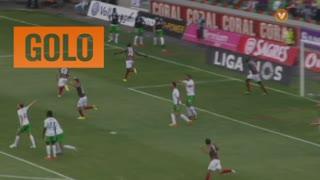 GOLO! Marítimo M., M. Marega aos 48', Marítimo M. 2-0 Rio Ave FC