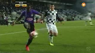 Vitória FC, Jogada, Advíncula aos 55'