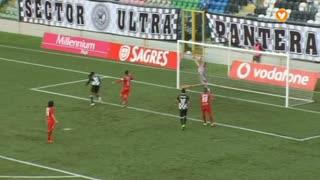 Boavista FC, Jogada, M. Uchebo aos 14'
