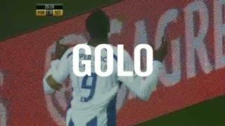 GOLO! FC Porto, Jackson Martínez aos 26', FC Porto 2-0 Vitória FC