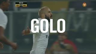GOLO! Vitória SC, André André aos 80', Vitória SC 4-0 CD Nacional
