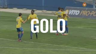 GOLO! Estoril Praia, Tozé aos 29', Estoril Praia 1-1 FC Penafiel