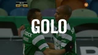 GOLO! Sporting CP, João Mário aos 67', Sporting CP 3-1 Rio Ave FC