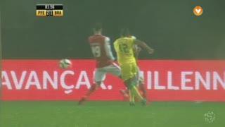 FC P.Ferreira, Jogada, Paraiba aos 82'