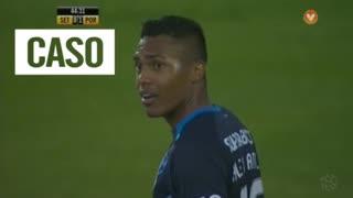 FC Porto, Caso, Alex Sandro aos 44'