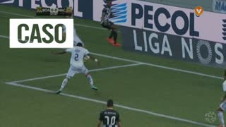 Boavista FC, Caso, Brito aos 31'