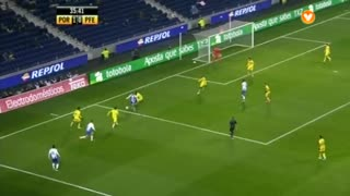 FC Porto, Jogada, Tello aos 35'