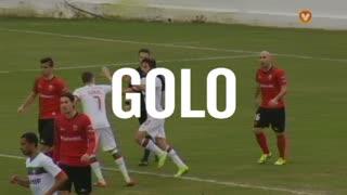 GOLO! Marítimo M., António Xavier aos 32', FC Penafiel 2-1 Marítimo M.