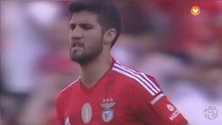 SL Benfica, Jogada, Lisandro López aos 17'
