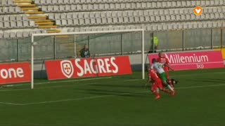 Moreirense FC, Jogada, Vitor Gomes aos 43'