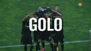 GOLO! A. Académica, Marcos Paulo aos 29', A. Académica 1-0 CD Nacional
