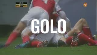 GOLO! SC Braga, Pedro Santos aos 74', SC Braga 1-0 Moreirense FC