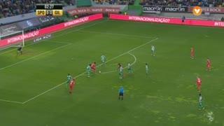 Gil Vicente FC, Jogada, Yazalde aos 2'