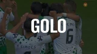 GOLO! Moreirense FC, João Pedro aos 16', SL Benfica 0-1 Moreirense FC
