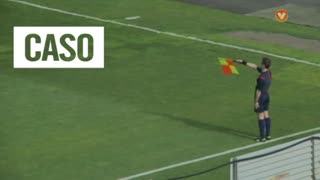 Rio Ave FC, Caso, W. Jebor aos 13'