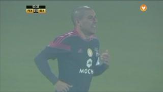 SL Benfica, Jogada, Maxi Pereira aos 4'