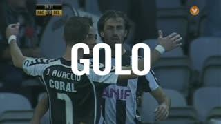 GOLO! CD Nacional, Tiago Rodrigues aos 39', CD Nacional 1-0 Belenenses