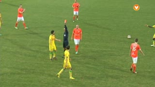 FC P.Ferreira, Jogada, Minhoca aos 44'