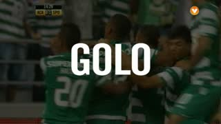 Sporting, Carrillo aos 15', Académica 0-1 Sporting
