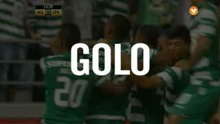 GOLO! Sporting CP, Carrillo aos 15', A. Académica 0-1 Sporting CP