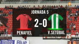 I Liga (5ªJ): Resumo FC Penafiel 2-0 Vitória FC
