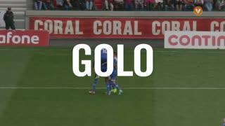 GOLO! Gil Vicente FC, Simy aos 65', Marítimo M. 1-2 Gil Vicente FC