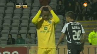 Sporting CP, Jogada, Carrillo aos 61'