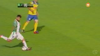 Vitória FC, Jogada, Paulo Tavares aos 11'