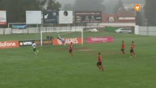 Moreirense, Jogada, Paulinho aos 33'