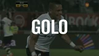 GOLO! Vitória SC, J. Alvez aos 44', Vitória SC 1-0 Boavista FC