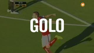 GOLO! SC Braga, Pedro Tiba aos 1', SC Braga 1-0 Boavista FC