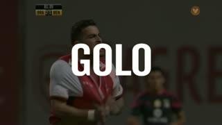 GOLO! SC Braga, Salvador Agra aos 81', SC Braga 2-1 SL Benfica