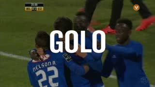 GOLO! Belenenses, Ricardo Dias aos 35', Belenenses 1-1 Estoril Praia
